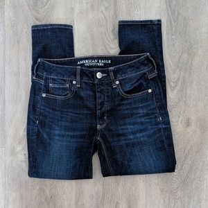 American Eagle TOMGIRL Jeans Size 2 Short